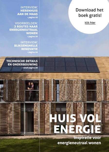 Huis vol energie except duurzaamheidsconsultancy for Huis energieneutraal