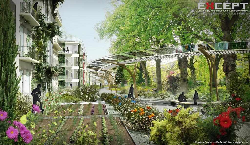 Duurzaam schiebroek zuid except duurzaam ontwerp ontwikkeling - Corridor ontwikkeling ...
